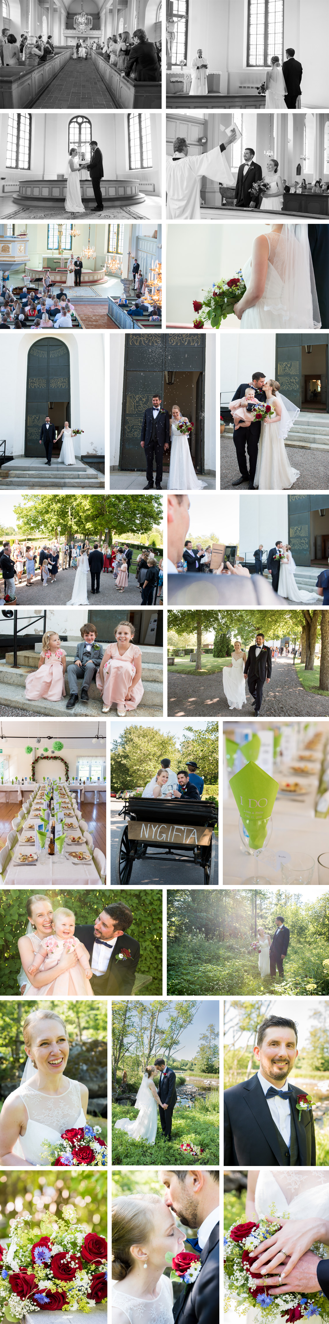 solosång i kyrkan bröllop